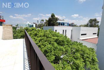 NEX-13549 - Departamento en Venta, con 1 recamara, con 1 baño, con 2 medio baños, con 134 m2 de construcción en Cuauhtémoc, CP 06500, Ciudad de México.