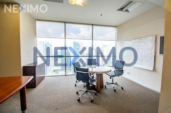 NEX-14897 - Oficina en Renta, con 763 m2 de construcción en Lomas de Santa Fe, CP 01219, Ciudad de México.
