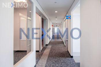 NEX-15428 - Oficina en Renta, con 633 m2 de construcción en Santa Fe Cuajimalpa, CP 05348, Ciudad de México.