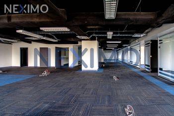 NEX-15446 - Oficina en Renta, con 942 m2 de construcción en Juárez, CP 06600, Ciudad de México.