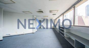 NEX-15590 - Oficina en Renta en Juárez, CP 06600, Ciudad de México, con 323 m2 de construcción.