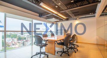 NEX-15921 - Oficina en Renta en Hipódromo, CP 06100, Ciudad de México, con 662 m2 de construcción.