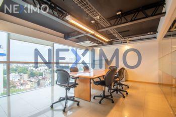 NEX-15921 - Oficina en Renta, con 662 m2 de construcción en Hipódromo, CP 06100, Ciudad de México.