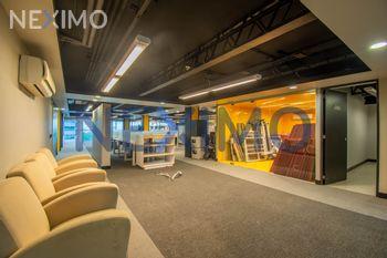 NEX-15923 - Oficina en Renta, con 662 m2 de construcción en Hipódromo, CP 06100, Ciudad de México.