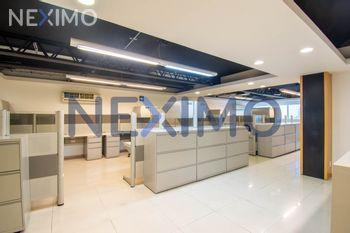 NEX-15925 - Oficina en Renta, con 662 m2 de construcción en Hipódromo, CP 06100, Ciudad de México.