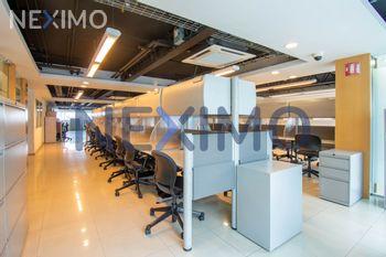 NEX-15927 - Oficina en Renta, con 662 m2 de construcción en Hipódromo, CP 06100, Ciudad de México.