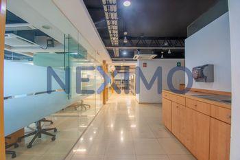 NEX-15928 - Oficina en Renta en Hipódromo, CP 06100, Ciudad de México, con 301 m2 de construcción.