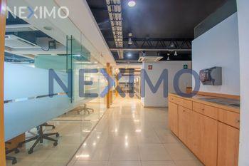 NEX-15928 - Oficina en Renta, con 301 m2 de construcción en Hipódromo, CP 06100, Ciudad de México.