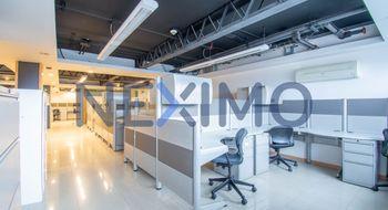NEX-15933 - Oficina en Renta en Hipódromo, CP 06100, Ciudad de México, con 662 m2 de construcción.