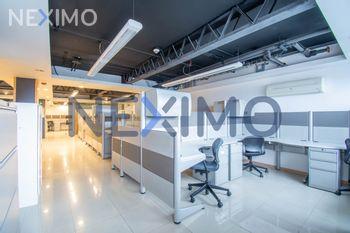 NEX-15933 - Oficina en Renta, con 662 m2 de construcción en Hipódromo, CP 06100, Ciudad de México.
