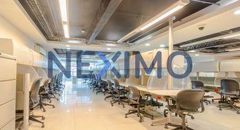 NEX-15935 - Oficina en Renta en Hipódromo, CP 06100, Ciudad de México, con 662 m2 de construcción.