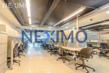 NEX-15935 - Oficina en Renta, con 662 m2 de construcción en Hipódromo, CP 06100, Ciudad de México.