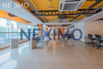 NEX-15939 - Oficina en Renta, con 768 m2 de construcción en Hipódromo, CP 06100, Ciudad de México.