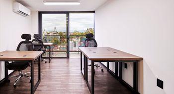 NEX-33437 - Oficina en Renta en Roma Norte, CP 06700, Ciudad de México, con 3 medio baños, con 80 m2 de construcción.