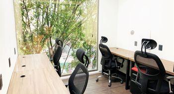 NEX-33453 - Oficina en Renta en Roma Norte, CP 06700, Ciudad de México, con 6 medio baños, con 50 m2 de construcción.