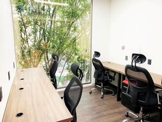 NEX-33453 - Oficina en Renta, con 6 medio baños, con 50 m2 de construcción en Roma Norte, CP 06700, Ciudad de México.