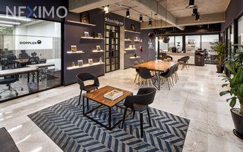 NEX-33454 - Oficina en Renta, con 6 medio baños, con 80 m2 de construcción en Roma Norte, CP 06700, Ciudad de México.