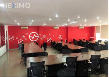 NEX-33927 - Oficina en Renta, con 6 medio baños, con 400 m2 de construcción en Roma Norte, CP 06700, Ciudad de México.