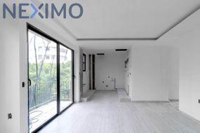 NEX-34164 - Departamento en Venta en Cuauhtémoc, CP 06500, Ciudad de México, con 2 recamaras, con 2 baños, con 87 m2 de construcción.