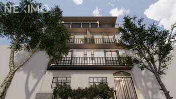 NEX-36238 - Departamento en Venta, con 2 recamaras, con 1 baño, con 70 m2 de construcción en Roma Sur, CP 06760, Ciudad de México.