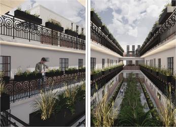 NEX-36269 - Departamento en Venta en San Rafael, CP 06470, Ciudad de México, con 2 recamaras, con 1 baño, con 122 m2 de construcción.