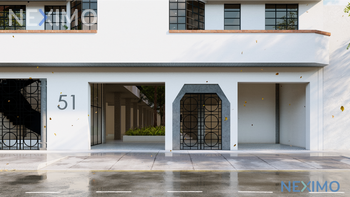 NEX-36269 - Departamento en Venta, con 2 recamaras, con 2 baños, con 129 m2 de construcción en San Rafael, CP 06470, Ciudad de México.