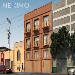 NEX-50294 - Departamento en Venta, con 2 recamaras, con 2 baños, con 66 m2 de construcción en Santa María la Ribera, CP 06400, Ciudad de México.
