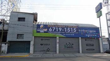 NEX-41109 - Bodega en Renta en La Joya Ixtacala, CP 54160, México, con 4 medio baños, con 560 m2 de construcción.