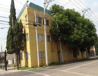 NEX-33826 - Departamento en Renta en Electra, CP 54060, México, con 1 recamara, con 1 baño, con 30 m2 de construcción.