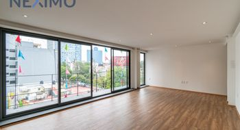 NEX-23643 - Departamento en Venta en Hipódromo Condesa, CP 06170, Ciudad de México, con 2 recamaras, con 2 baños, con 116 m2 de construcción.