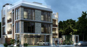 NEX-14688 - Departamento en Venta en La Veleta, CP 77760, Quintana Roo, con 2 recamaras, con 2 baños, con 77 m2 de construcción.