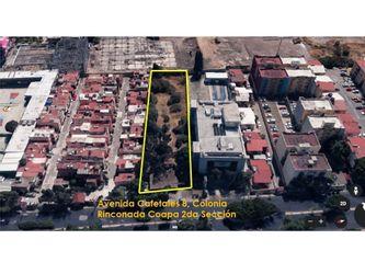 NEX-41368 - Terreno en Venta en Rinconada Coapa 2A Sección, CP 14325, Ciudad de México, con 2740 m2 de construcción.