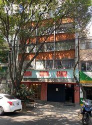 NEX-41805 - Edificio en Venta en Condesa, CP 06140, Ciudad de México, con 666 m2 de construcción.
