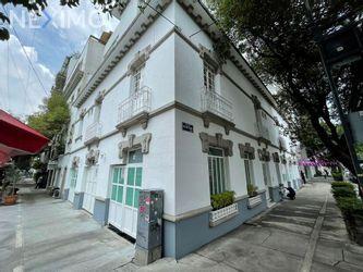 NEX-51262 - Departamento en Venta, con 3 recamaras, con 2 baños, con 114 m2 de construcción en Roma Norte, CP 06700, Ciudad de México.