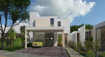 NEX-15321 - Casa en Venta en Paseo del Ángel, CP 97345, Yucatán, con 3 recamaras, con 3 baños, con 152 m2 de construcción.