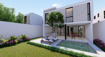 NEX-15580 - Casa en Venta en Paseo del Ángel, CP 97345, Yucatán, con 3 recamaras, con 4 baños, con 1 medio baño, con 255 m2 de construcción.