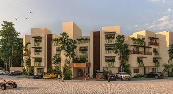 NEX-15753 - Departamento en Venta en Aldea Zama, CP 77760, Quintana Roo, con 2 recamaras, con 2 baños, con 110 m2 de construcción.