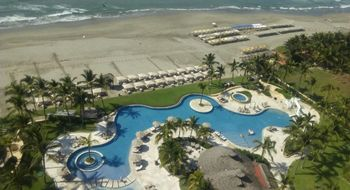 NEX-15145 - Departamento en Venta en Playa Diamante, CP 39897, Guerrero, con 4 recamaras, con 5 baños, con 1 medio baño, con 449 m2 de construcción.