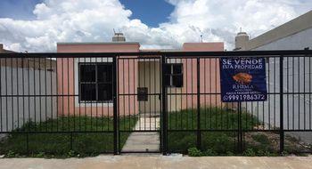NEX-16347 - Casa en Venta en Ciudad Caucel, CP 97314, Yucatán, con 2 recamaras, con 1 baño, con 60 m2 de construcción.