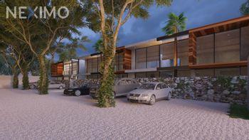 NEX-40481 - Departamento en Venta, con 2 recamaras, con 2 baños, con 104 m2 de construcción en Temozón Norte, CP 97302, Yucatán.