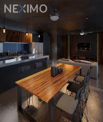 NEX-40483 - Departamento en Venta, con 1 recamara, con 1 baño, con 59 m2 de construcción en Temozón Norte, CP 97302, Yucatán.