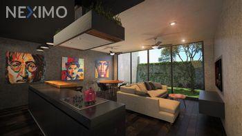 NEX-40484 - Casa en Venta, con 2 recamaras, con 2 baños, con 1 medio baño, con 153 m2 de construcción en Temozón Norte, CP 97302, Yucatán.