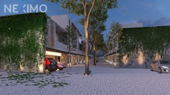 NEX-40490 - Casa en Venta, con 3 recamaras, con 3 baños, con 1 medio baño, con 106 m2 de construcción en Temozón Norte, CP 97302, Yucatán.
