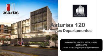 NEX-26666 - Departamento en Venta en Moderna, CP 03510, Ciudad de México, con 4 recamaras, con 4 baños, con 1 medio baño, con 201 m2 de construcción.