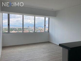 NEX-48629 - Departamento en Renta, con 2 recamaras, con 2 baños, con 89 m2 de construcción en Tacuba, CP 11410, Ciudad de México.