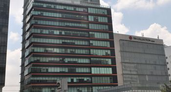 NEX-19853 - Oficina en Renta en Santa Fe Cuajimalpa, CP 05348, Ciudad de México, con 1 baño, con 2 medio baños, con 58 m2 de construcción.