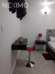 NEX-18747 - Cuarto en Renta, con 1 recamara, con 1 baño, con 12 m2 de construcción en Cancún Centro, CP 77500, Quintana Roo.