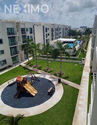 NEX-44601 - Departamento en Renta, con 3 recamaras, con 2 baños, con 90 m2 de construcción en Residencial Cumbres, CP 77560, Quintana Roo.
