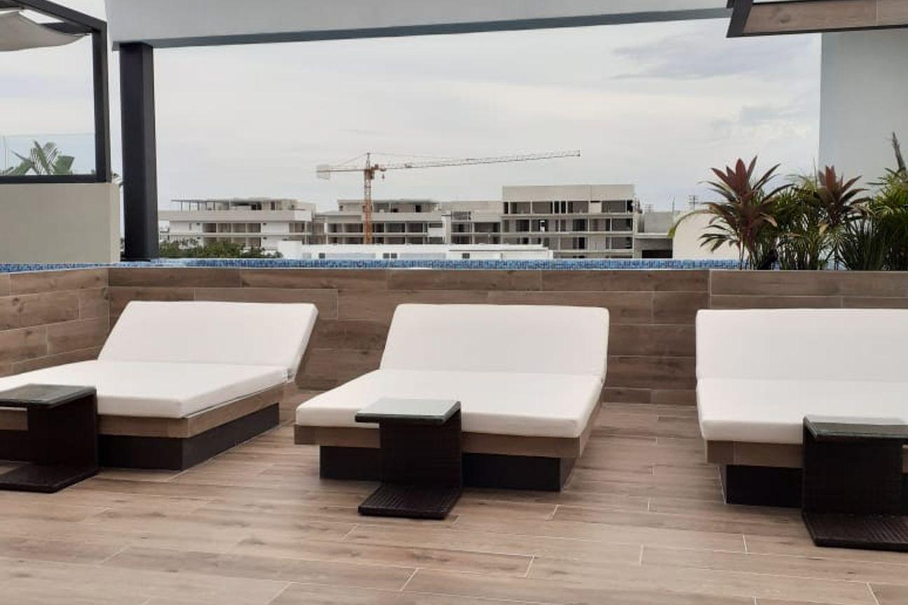 Excelente Oportunidad Penthouse Studio para renta vacacional Playa del Carmen