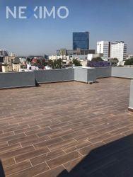NEX-22034 - Departamento en Venta, con 2 recamaras, con 2 baños, con 86 m2 de construcción en Nápoles, CP 03810, Ciudad de México.